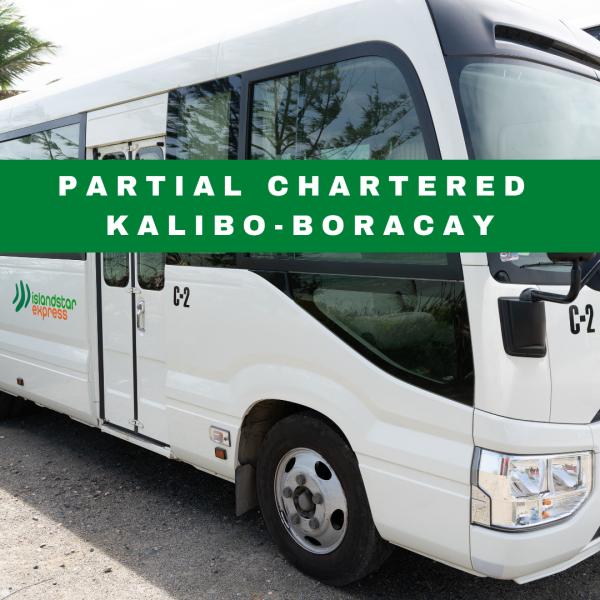 Partial Chartered Kalibo Boracay